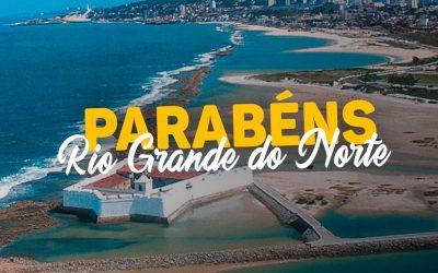 Parabéns Rio Grande do Norte